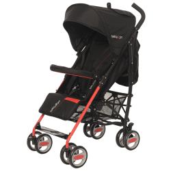 Baby2Go - Baby2Go Maraton Delux Baston Bebek Arabası Kırmızı