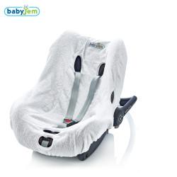 Babyjem - Babyjem Ana Kucağı Kılıfı Beyaz