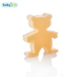 Babyjem - Babyjem Banyo Süngeri Kuştüyü Ayıcık