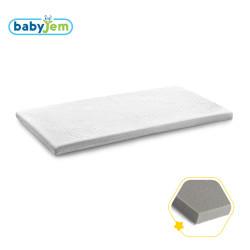 Babyjem - Babyjem Oyun Parkı Yatağı Beyaz