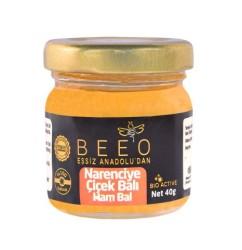 Beeo - BEE'O 40 gr. Narenciye Balı Antalya Yöresi (Ham Bal)