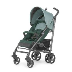 Chicco - Chicco Lite Way2 Top BB Baston Bebek Arabası (Green)