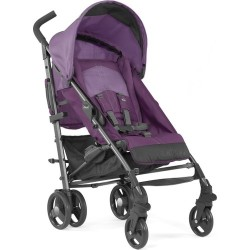 Chicco - Chicco Lite Way2 Top BB Baston Bebek Arabası (Purple)