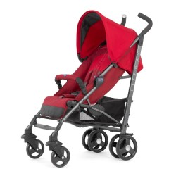 Chicco - Chicco Lite Way2 Top BB Baston Bebek Arabası (Red)