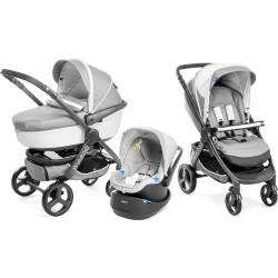 Chicco - Chicco Trio Stylego Travel Bebek Arabası (Elegance)