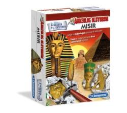 Clementoni - Clementoni Arkeolojik Kazı Seti - Mısır (7YAŞ+)