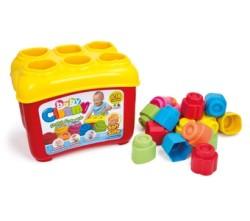 Clementoni - Clementoni Baby Clemmy Bultak Sepeti - 18 Parça