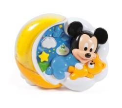 Clementoni - Clementoni Disney Baby Mickey Müzikli Projektör
