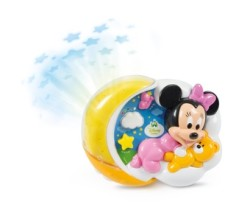 Clementoni - Clementoni Disney Baby Minnie Müzikli Projektör