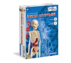 Clementoni - Clementoni İlk Keşiflerim - İnsan Anatomisi