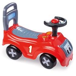 Dolu - Dolu Bingit Araba Kırmızı