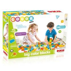 Dolu - Dolu Kutuda Büyük Bloklar 130 Parça