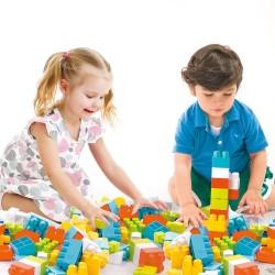 Dolu - Dolu Kutuda Büyük Bloklar 85 Parça