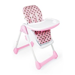 Dolu - Dolu Lux Mama Sandalyesi Pembe