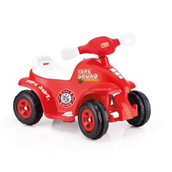 Dolu - Dolu Motoquad 6V Akülü Kırmızı