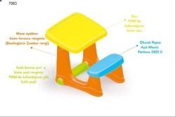 Dolu - Dolu Smart Çalışma Masası
