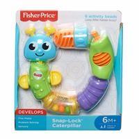 Fisher Price - Fisher Price Tak-Çıkar Renkli Tırtıl