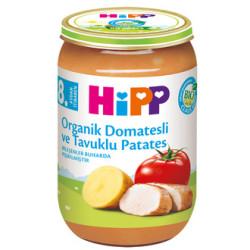 Hipp - Hipp Organik Domatesli ve Tavuklu Patates