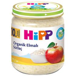 Hipp - Hipp Organik Elmalı Sütlaç