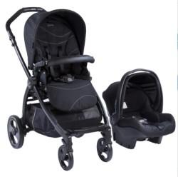 Kraft - Kraft Book Plus Travel Sistem Bebek Arabası Siyah
