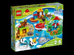 Lego - Lego Dünyanın Etrafında