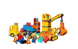 Lego - Lego Big Construction Site