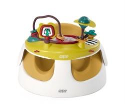 Mamas&Papas - Mamas&Papas Baby Snug Yellow Oyuncaklı