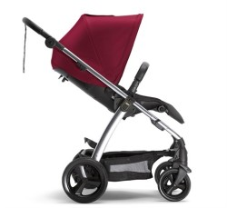 Mamas&Papas - Mamas&Papas Sola2 Chrome Red Bebek Arabası