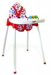 Şimşek Toys - Şimşek Lüks Kılıflı Mama Sandalyesi
