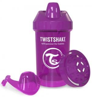 Twistshake - TwistShake CrawlerCup 300 ml Suluk Mor