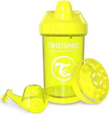 Twistshake - TwistShake CrawlerCup 300ML Suluk Sarı