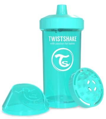 Twistshake - TwistShake KidCup 360ML Suluk TURKUAZ