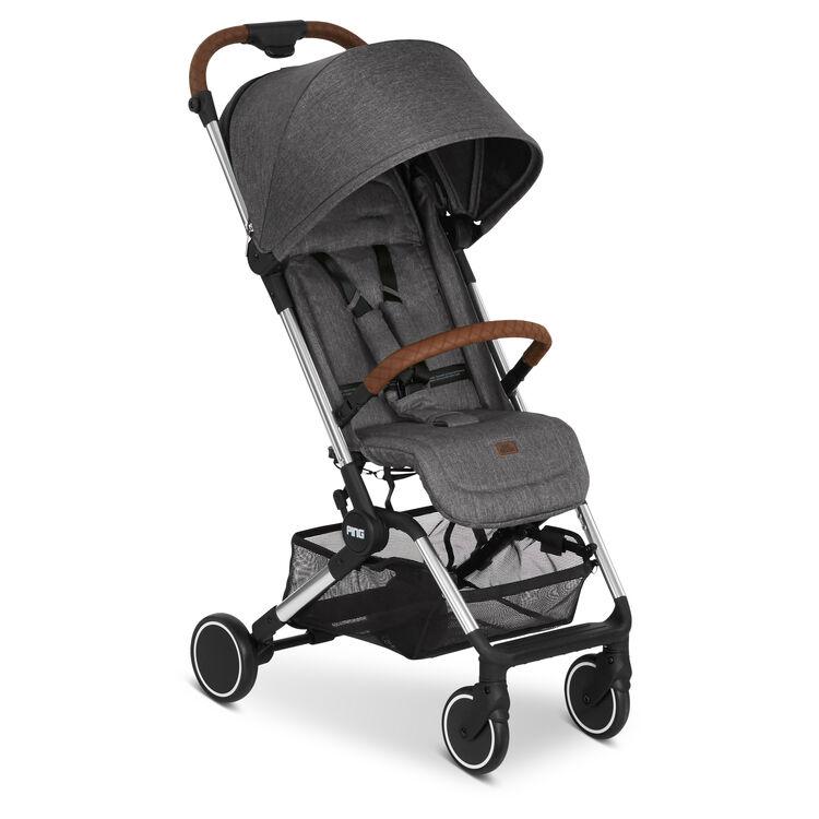 ABC DESIGN - Abc Design Ping Kabin Boy Bebek Arabası Diamond Seri Asphalt