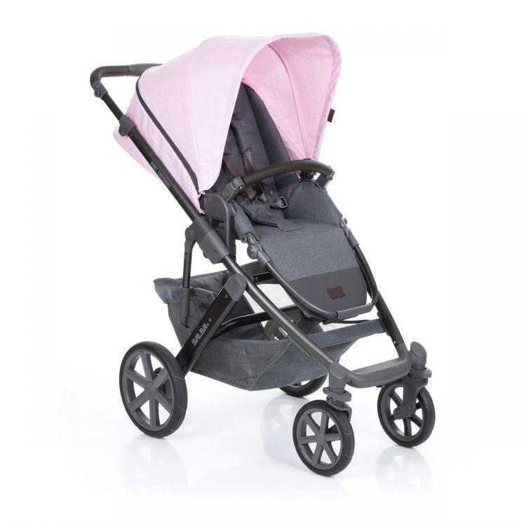 ABC DESIGN - ABC Design Salsa 4 Bebek Arabası 2019 Model (Rose)