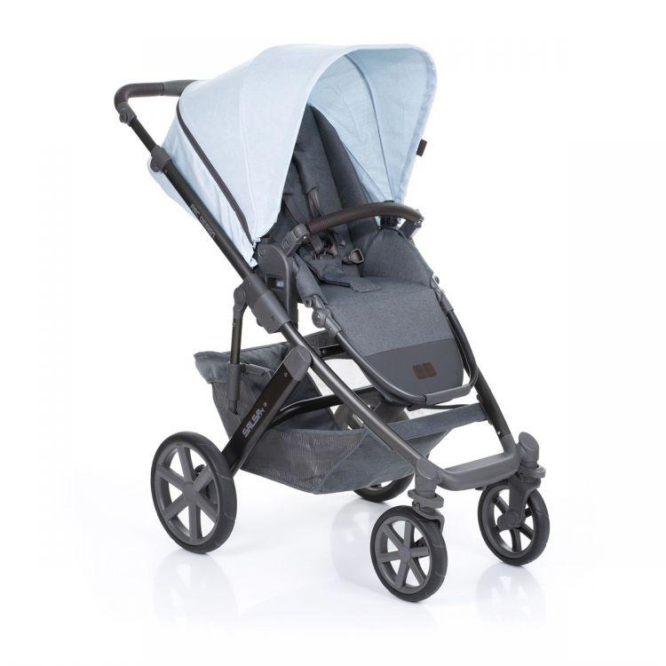 ABC DESIGN - ABC Design Salsa 4 Bebek Arabası 2019 Model (ice)