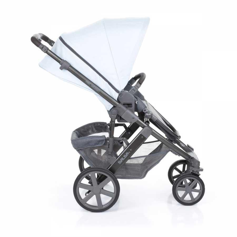 ABC Design Salsa 4 Bebek Arabası 2019 Model (ice)