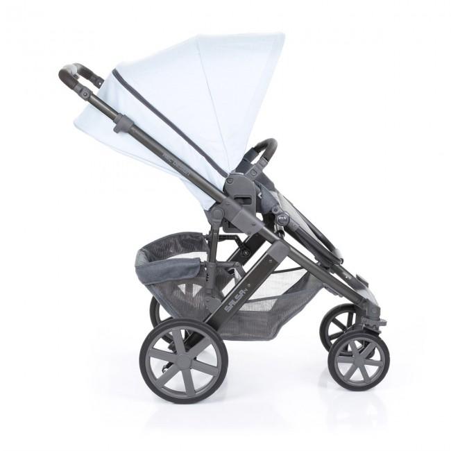 ABC Design Salsa 4 Bebek Arabası 2019 Model (ice) - Thumbnail