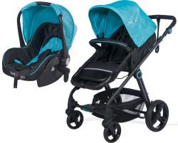 Baby2Go - Baby 2 Go 6036 Dolce Travel Puset - Yeşil