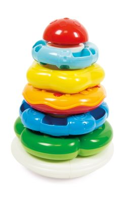 Clementoni - Baby Clementoni Renkli Halkalar