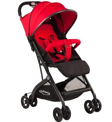 Baby Max - Baby Max Leaf Bebek Arabası Kırmızı