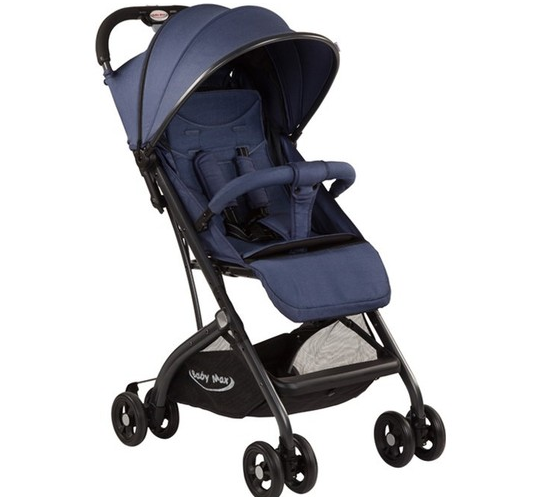 Baby Max - Baby Max Leaf Bebek Arabası Mavi