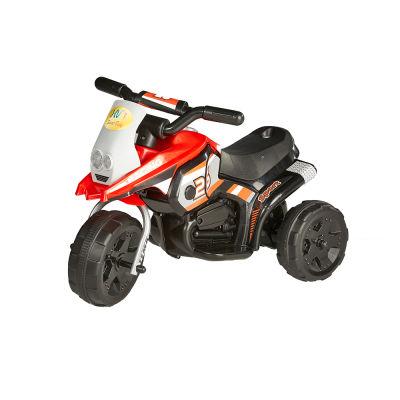 Baby2Go - Baby2Go 6523 Akülü Motor Kırmızı