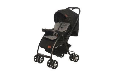 Baby2Go - Baby2Go 8021 Loola Çift Yönlü Bebek Arabası Gri