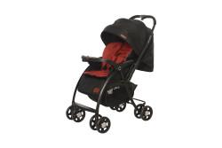 Baby2Go - Baby2Go 8021 Loola Çift Yönlü Bebek Arabası Kırmızı