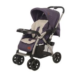 Baby2Go - Baby2Go 8027 Passion Çift Yönlü Bebek Arabası Mor