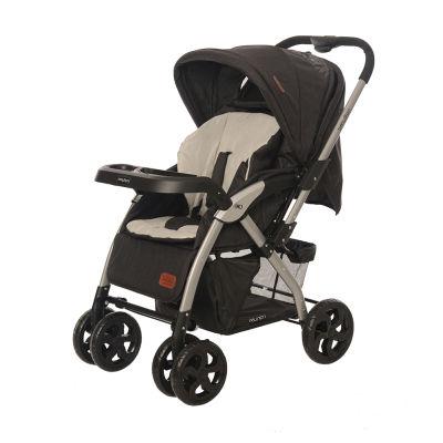 Baby2Go - Baby2Go 8027 Passion Çift Yönlü Bebek Arabası Siyah