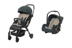 Baby2Go - Baby2Go 8045 Lindo Travel Sistem Bebek Arabası Yeşil
