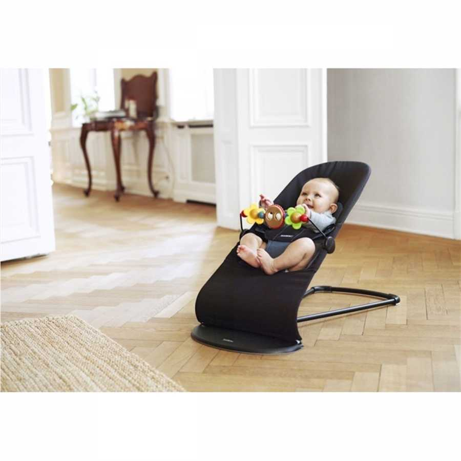 BabyBjörn Balance Ana Kucağı & Oyuncak Soft Black / Dark Grey