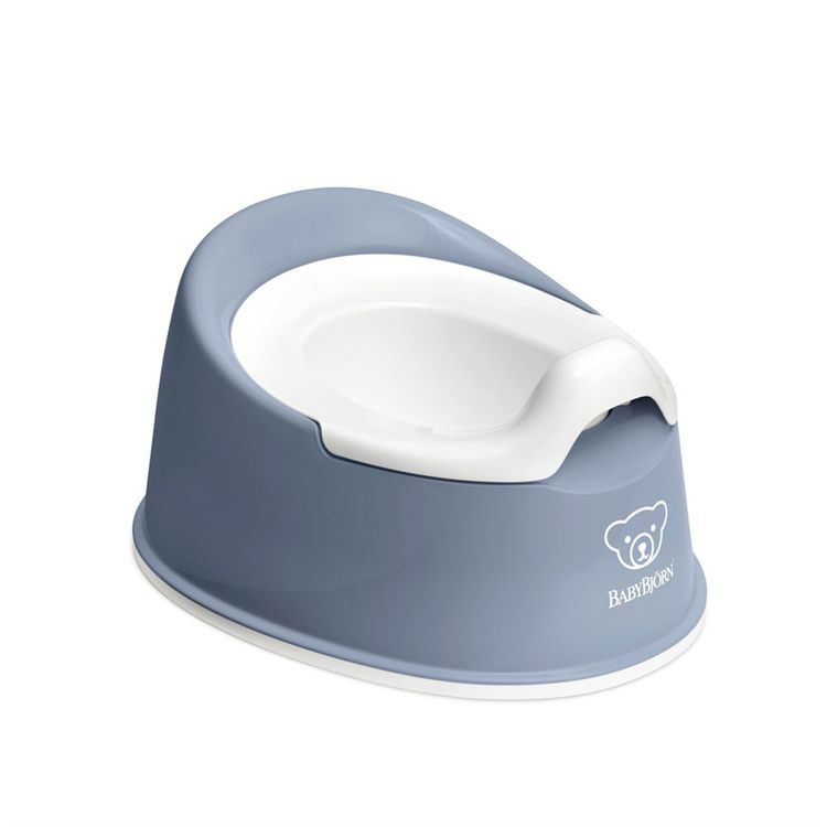 BabyBjörn - BabyBjörn Eğitici Oturak Smart Potty / Deep Blue