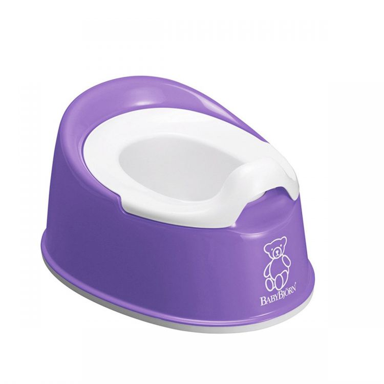 BabyBjörn - BabyBjörn Eğitici Oturak Smart Potty / Purple